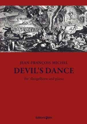 Jean-François Michel - Devil's Dance - Sheet Music - di-arezzo.com