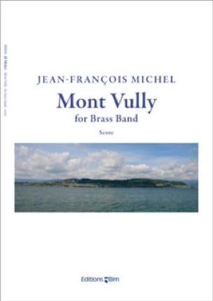 Jean-François Michel - Mont Vully - Partition - di-arezzo.fr
