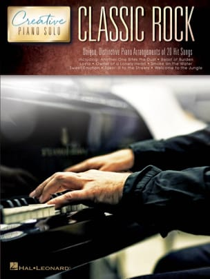 - Creative Piano Solo - Classic Rock - Sheet Music - di-arezzo.com