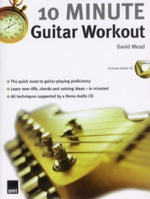 David Mead - 10 Minute Guitar Workout - Sheet Music - di-arezzo.com