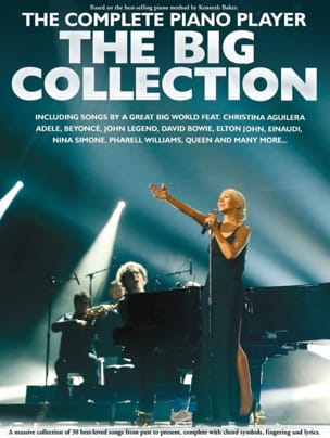 - The Complete Piano Player - The Big Collection - Partition - di-arezzo.fr