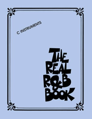 - The Real R&B Book - C Instruments - Partition - di-arezzo.fr