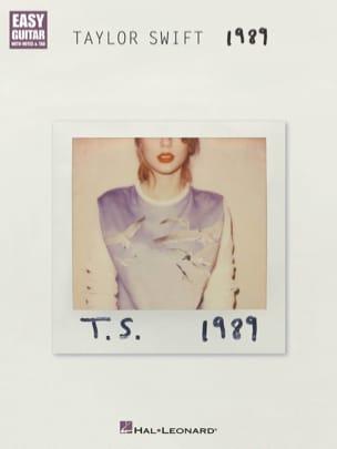 Taylor Swift - 1989 - Partitura - di-arezzo.es
