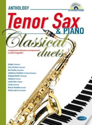 - Anthology - Classical Duets - Partition - di-arezzo.fr