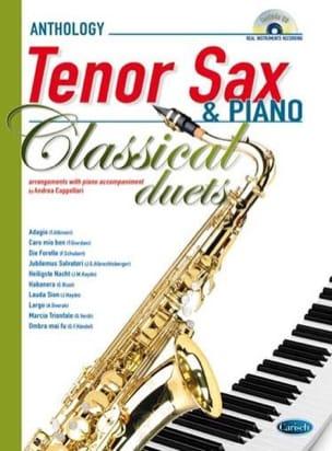 - Anthology - Classical Duets - Sheet Music - di-arezzo.co.uk