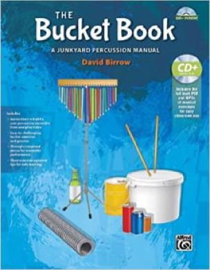 The Bucket Book audio et CD - David Birrow - laflutedepan.com