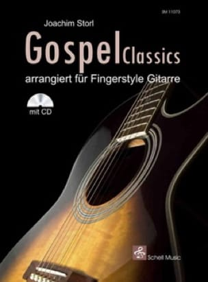 - Gospel Classics arrangiert für Fingerstyle - Gitarre - Partition - di-arezzo.fr