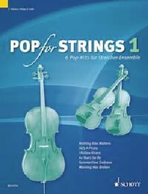 Pop For Strings - Partition - di-arezzo.fr