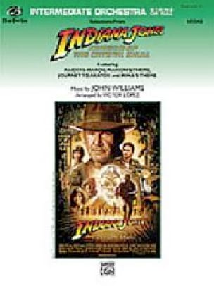 John Williams - Indiana Jones - Kingdom Of the Crystal Skull - Partition - di-arezzo.fr