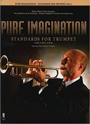 Standards For Trumpet Volume 2 - Pure Imagination - Sheet Music - di-arezzo.co.uk