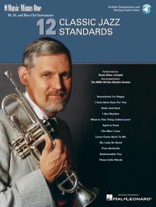 12 classics jazz standards - Partition - Jazz - laflutedepan.com