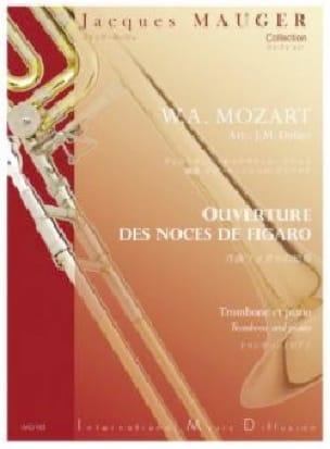 Ouvertures des Noces de Figaro - MOZART - Partition - laflutedepan.com