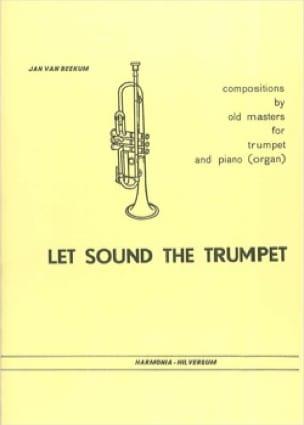 Let Sound the Trumpet - Partition - Trompette - laflutedepan.com