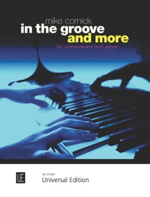 In the groove and more Mike Cornick Partition Piano - laflutedepan
