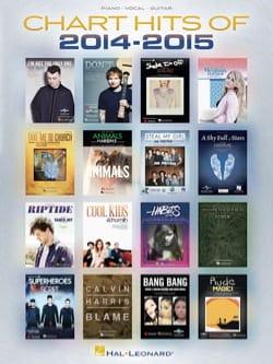 - Chart Hits of 2014-2015 - Sheet Music - di-arezzo.co.uk