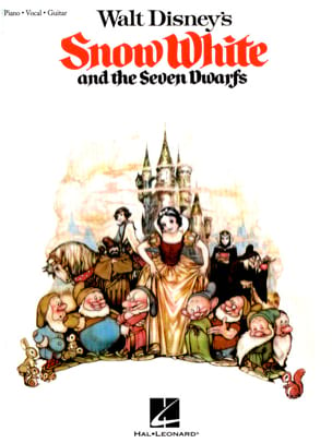 DISNEY - Snow White and the 7 Dwarfs - Sheet Music - di-arezzo.co.uk