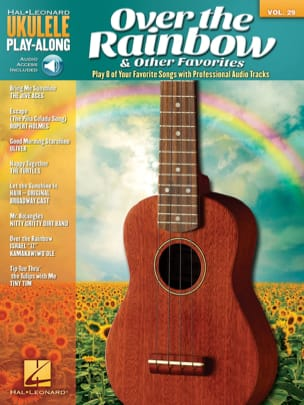 - Ukulele Play-Along Volume 29 - Over the Rainbow & Other Favorites - Partition - di-arezzo.fr