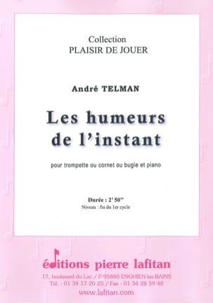 André Telman - Les Humeurs de l'instant - Partition - di-arezzo.fr
