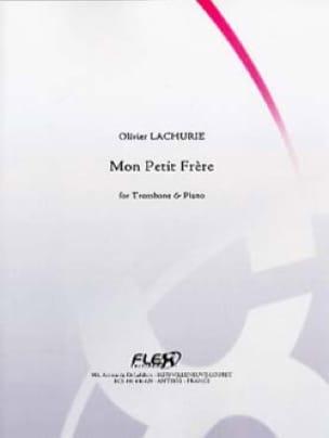 Mon petit frère - Olivier Lachurie - Partition - laflutedepan.com