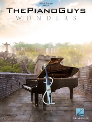 ThePianoGuys - The Piano Guys - Wonders - Sheet Music - di-arezzo.com