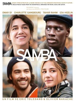 - Samba - Musique originale du film - Partition - di-arezzo.fr