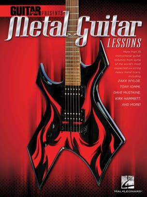 Guitar World Presents Metal Guitar Lessons - laflutedepan.com