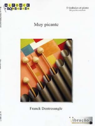 Franck Dentresangle - Muy picante - Partitura - di-arezzo.es