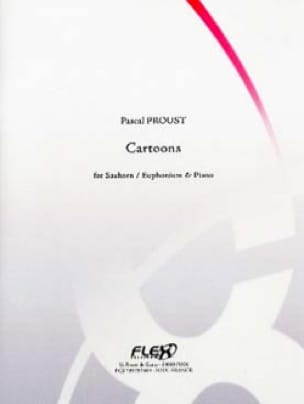 Cartoons - Pascal Proust - Partition - Tuba - laflutedepan.com