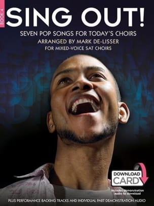 - Sing Out! Seven Pop Songs For Today's Choirs - Book 4 - Partition - di-arezzo.fr