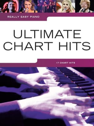 - Really Easy Piano - Ultimate Chart Hits - Partition - di-arezzo.fr