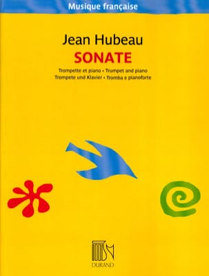 Jean Hubeau - Sonate - Noten - di-arezzo.de