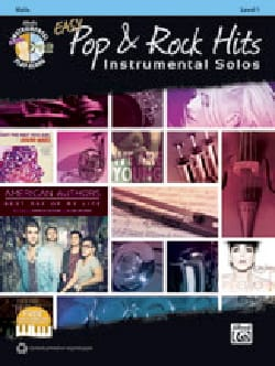 - Easy Pop - Instrumental Rock Hits Solos for Strings - Sheet Music - di-arezzo.co.uk