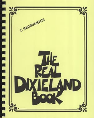 - The Real Dixieland Book - C Instruments - Partition - di-arezzo.fr