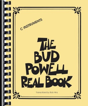 Bud Powell - The Bud Powell Real Book - Sheet Music - di-arezzo.co.uk