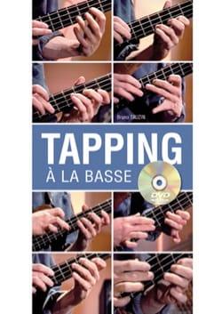 Tapping à la basse Bruno Tauzin Partition Guitare - laflutedepan