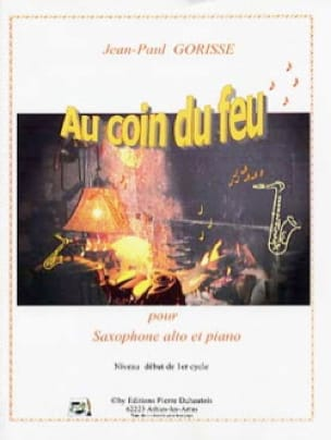 Jean-Paul Gorisse - At the Fireside - Sheet Music - di-arezzo.com