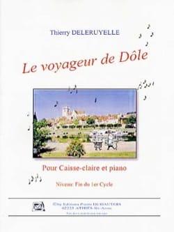 le Voyageur de Dôle Thierry Deleruyelle Partition laflutedepan