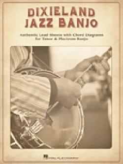 Dixieland Jazz Banjo Partition Pop / Rock - laflutedepan