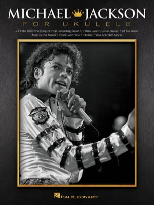 Michael Jackson - Michael Jackson for Ukulele - Sheet Music - di-arezzo.co.uk
