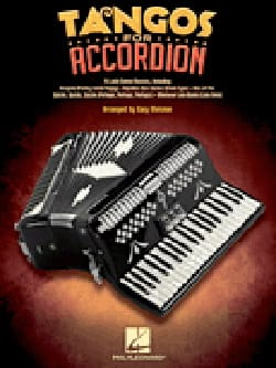 - Tangos for Accordion - Partition - di-arezzo.fr