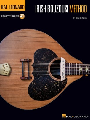 Hal Leonard Irish Bouzouki Method Roger Landes Partition laflutedepan