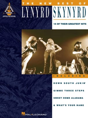 Skynyrd Lynyrd - The New Best Of Lynyrd Skynyrd - Guitar Recorded Versions - Partition - di-arezzo.fr