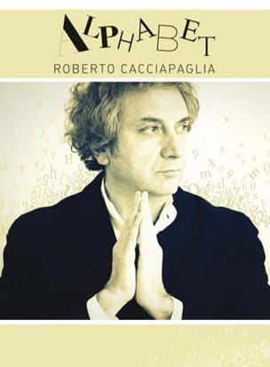 Alphabet Roberto Cacciapaglia Partition Piano - laflutedepan