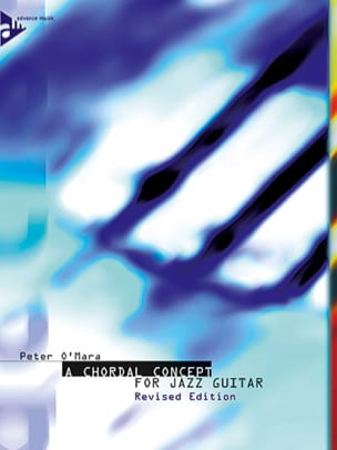 Peter O'Mara - A Chordal Concept For Jazz Guitar - Sheet Music - di-arezzo.co.uk