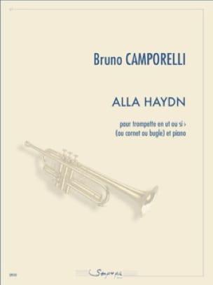Bruno Camporelli - Alla Haydn - Sheet Music - di-arezzo.com