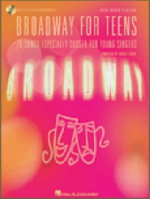 Louise Lerch - Broadway for Teens - Young Womens Edition - Sheet Music - di-arezzo.co.uk