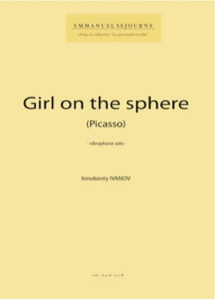 Innokenty Ivanov - Girl on the sphere (Picasso) - Partition - di-arezzo.fr