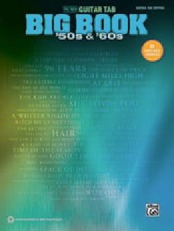 - The New Guitar TAB Big Book - '50s & '60s - Partition - di-arezzo.fr