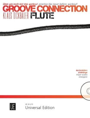 Groove Connection - Flûte Traversière Klaus Dickbauer laflutedepan
