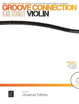 Klaus Dickbauer - Groove Connection - Violin - Sheet Music - di-arezzo.com